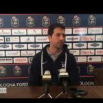 Pre VARESE-FORTITUDO BOLOGNA, video: la conferenza stampa di Antimo Martino